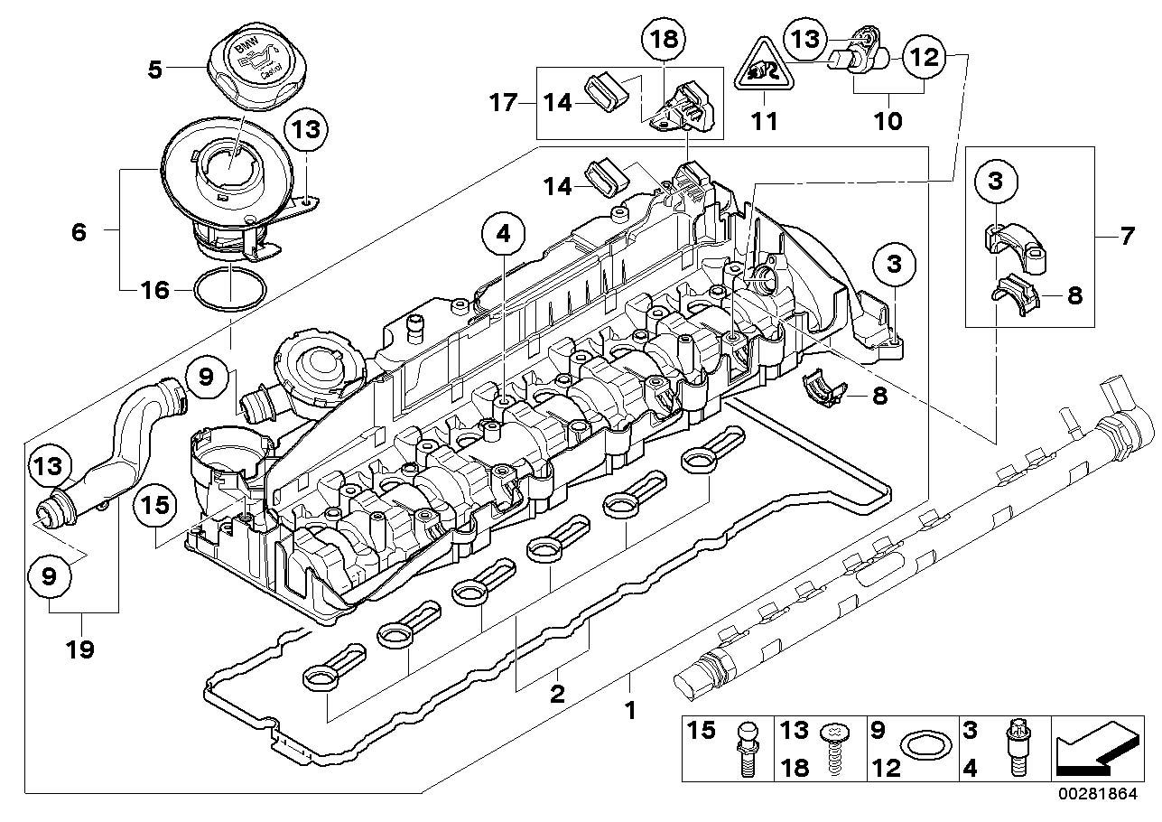 Bmw 535dx Asa Bolt Engine Cylinder Head
