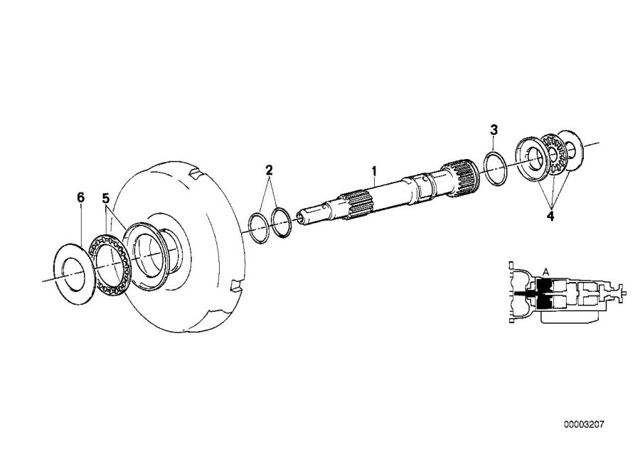 1986 Bmw 325e Clutch Diagram