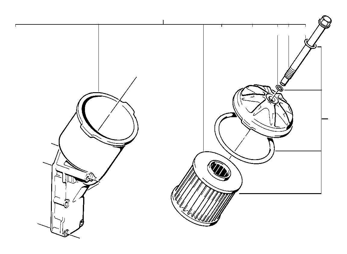 Bmw E36 Oil Filter Housing