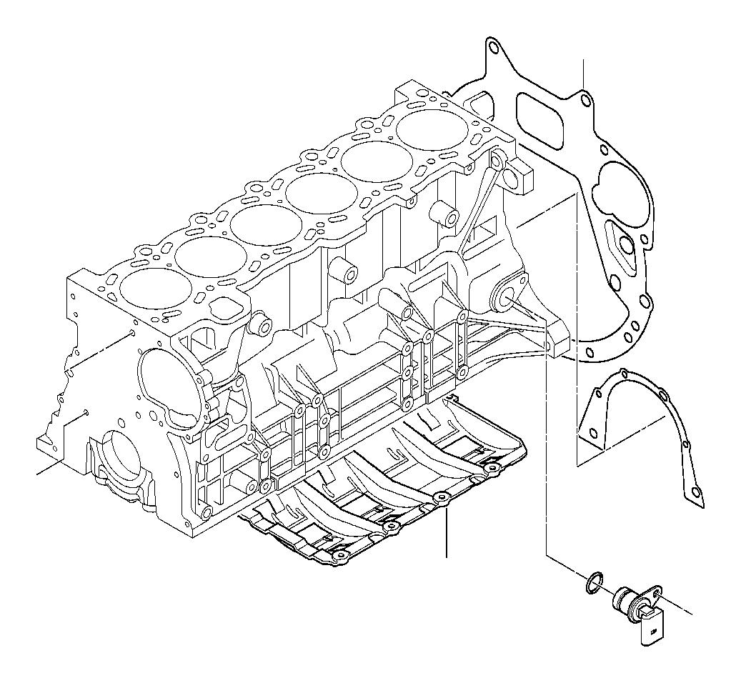 Bmw 325i Gasket Steel Engine