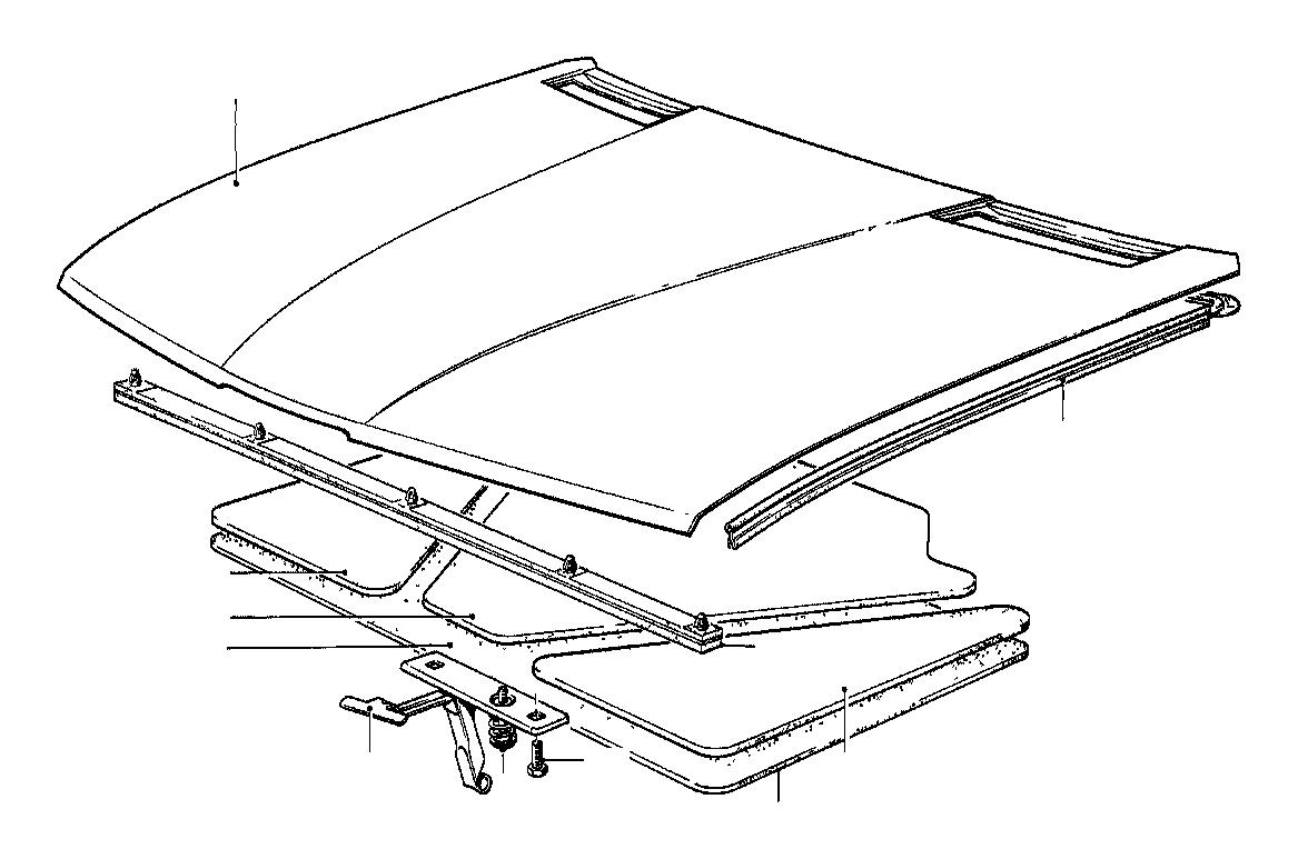 Bmw 524td Sealing Hood