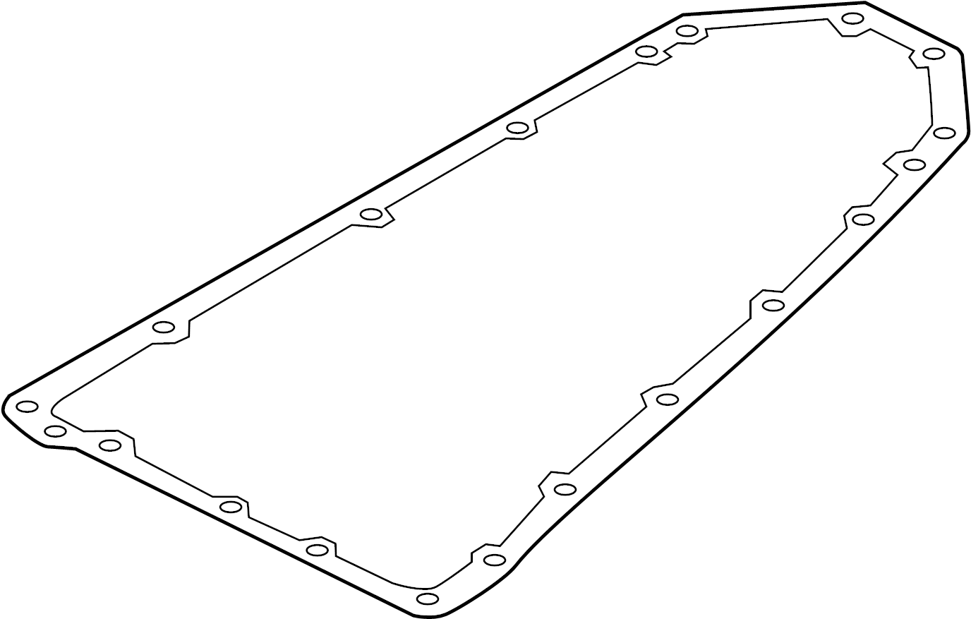 Nissan Altima Automatic Transmission Oil Pan Gasket