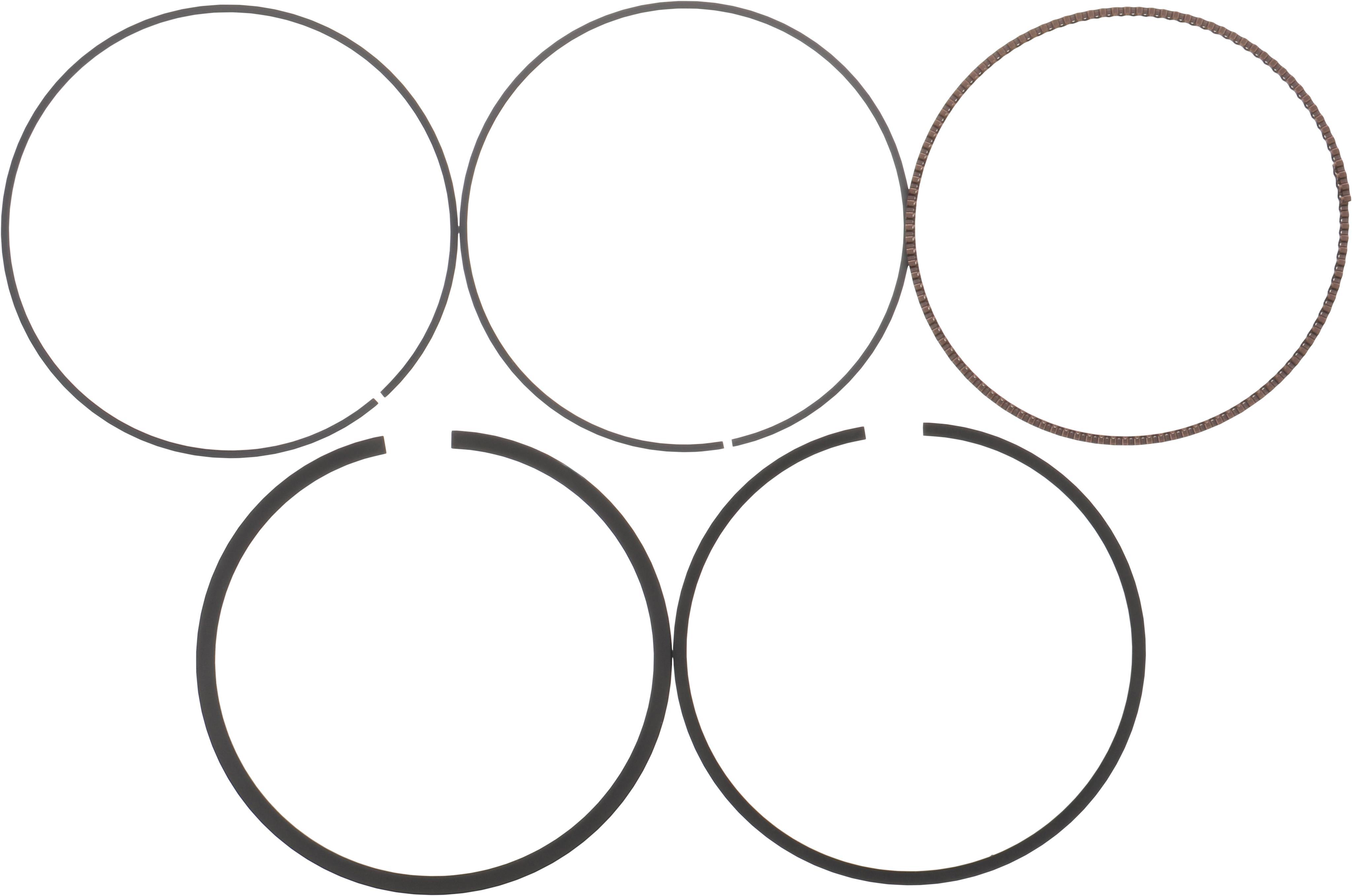Nissan Altima Engine Piston Ring Illustration Flywheel
