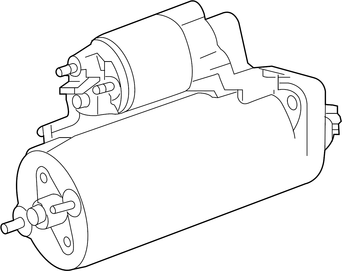 Porsche Cayenne Starter Motor Start Stop Feature