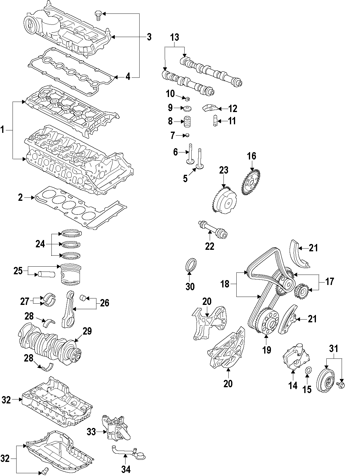07k C