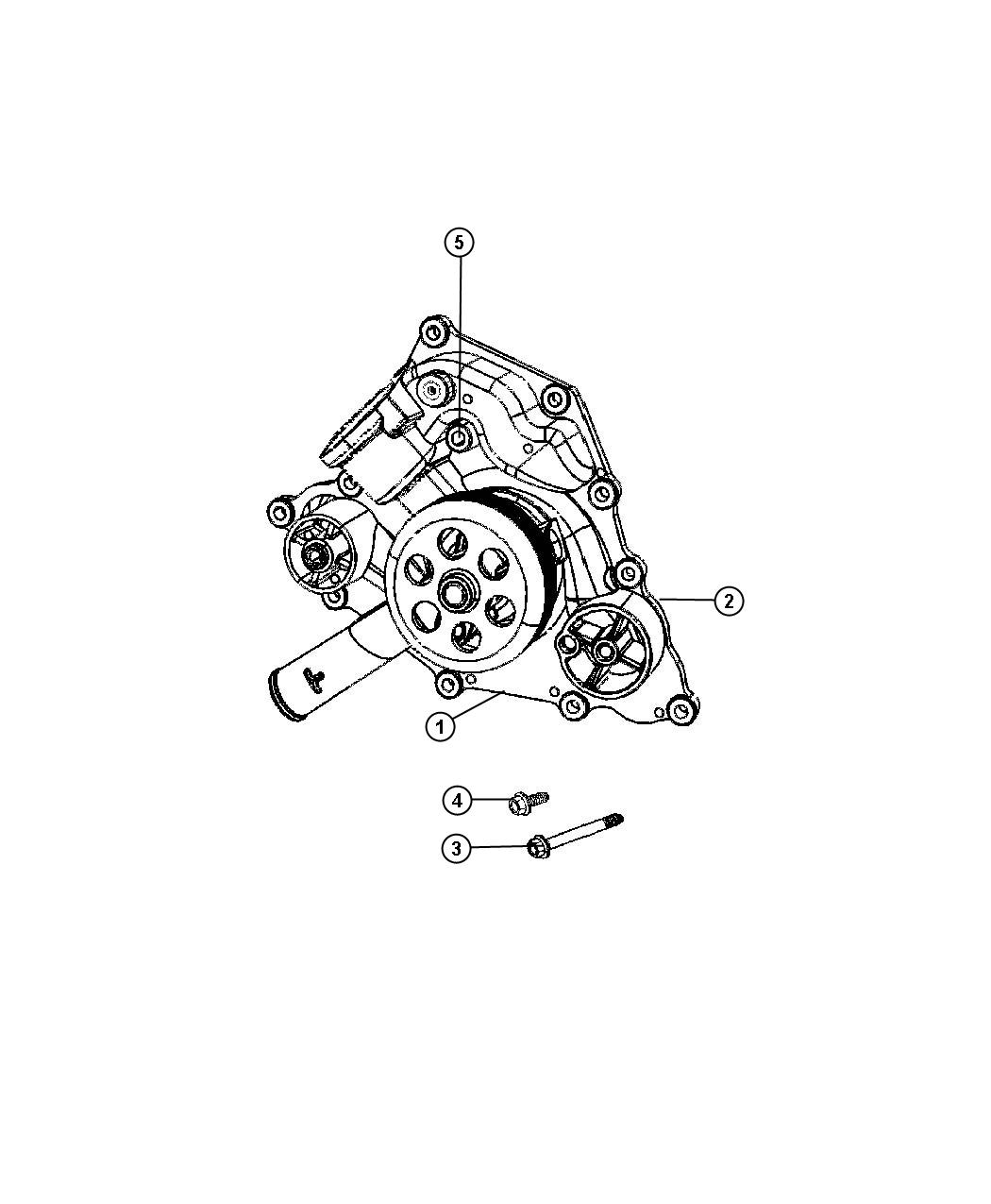 Jeep Commander Used For Bolt And Coned Washer Used For