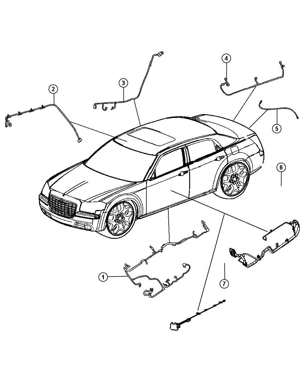 Dodge Charger Wiring Jumper Ground