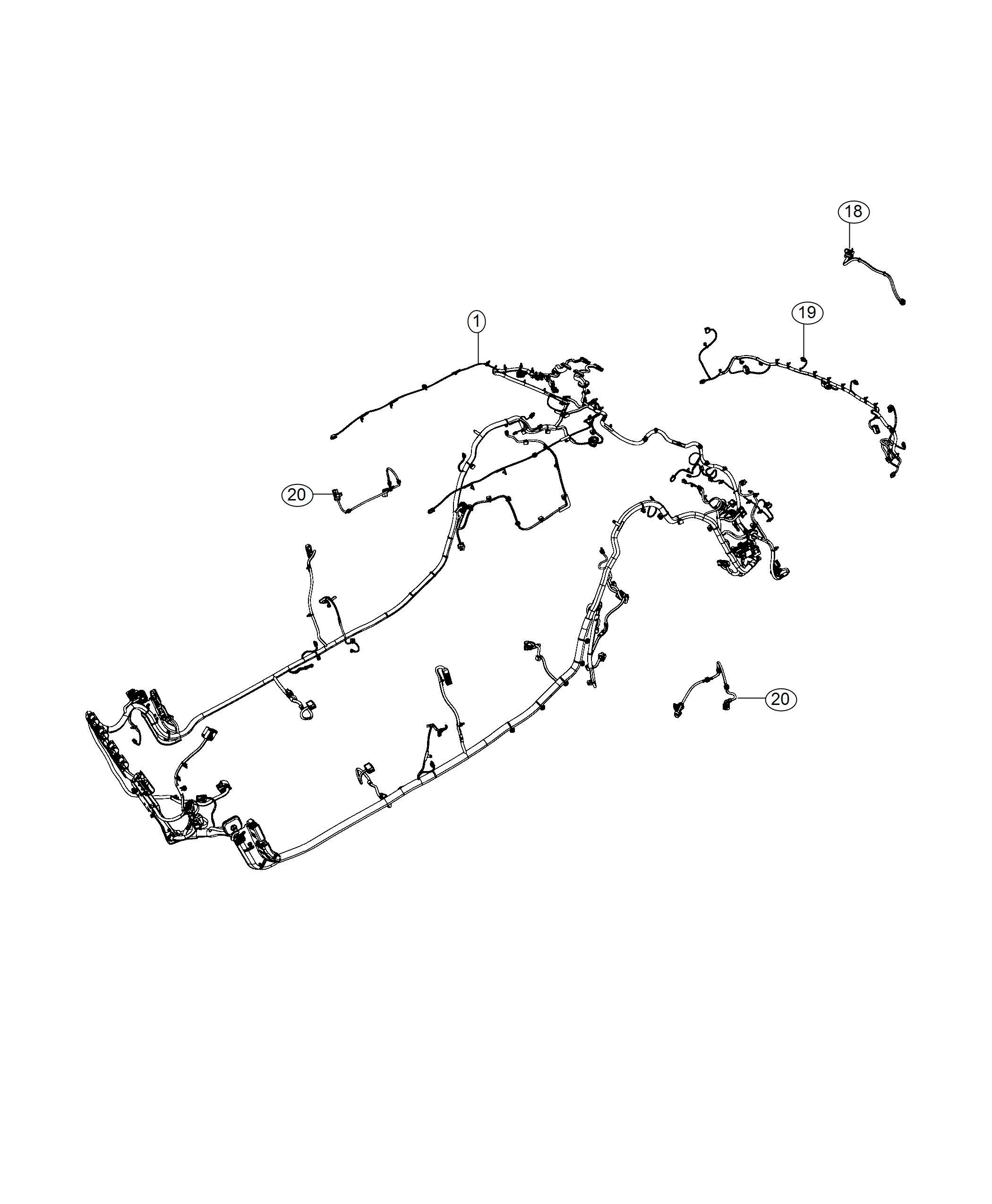 Jeep Compass Wiring Body Jrc Selec Terrain Tm