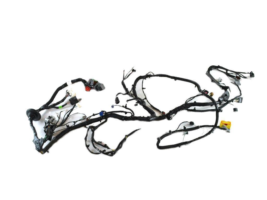 Jeep Wrangler Wiring Instrument Panel Instrument Panel