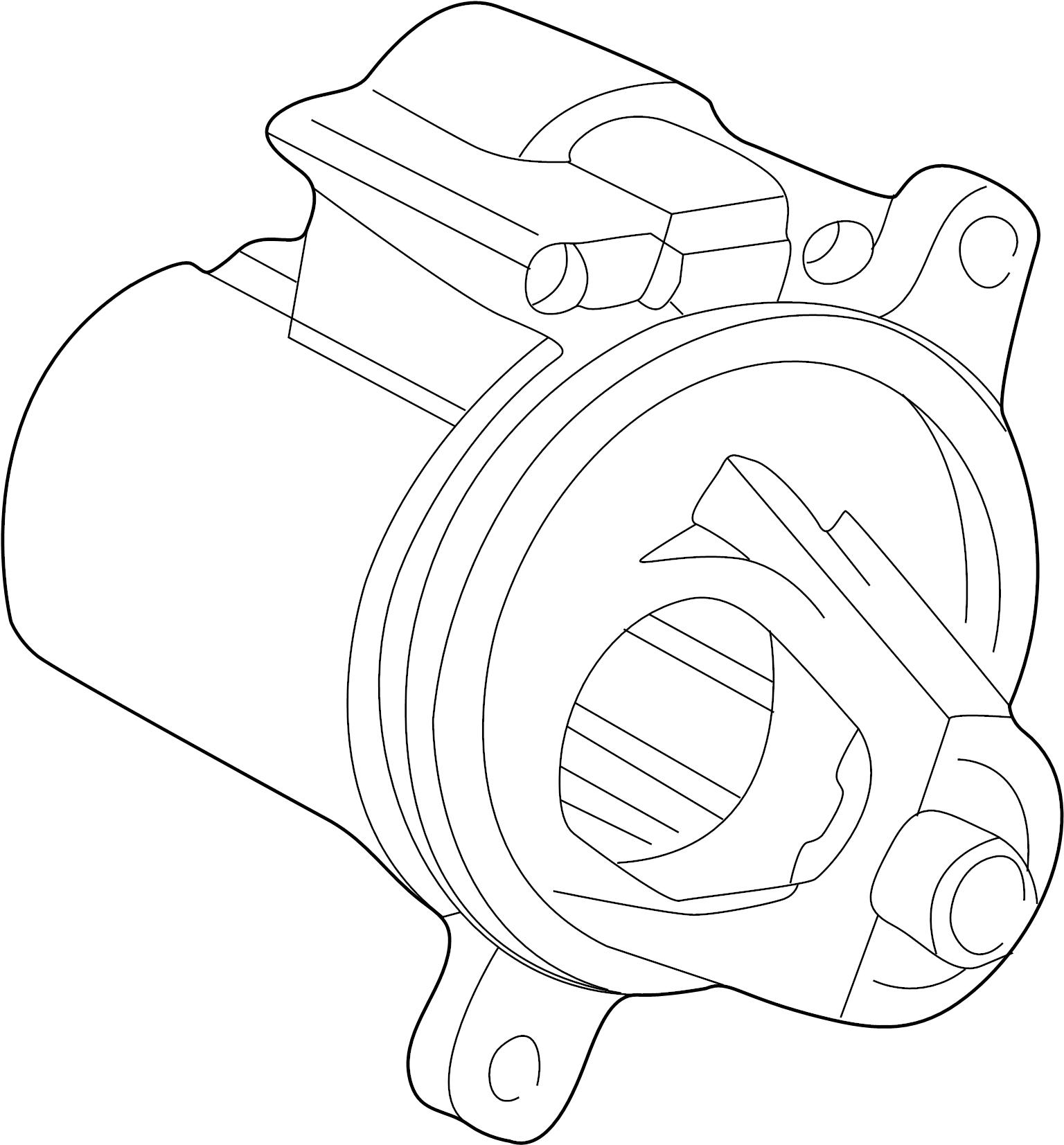 Ford Ranger Starter Motor