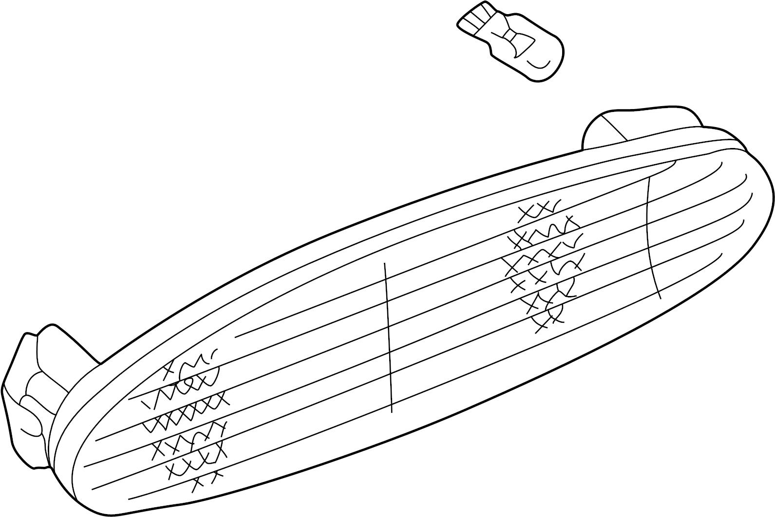 Jaguar Xkr Lamp