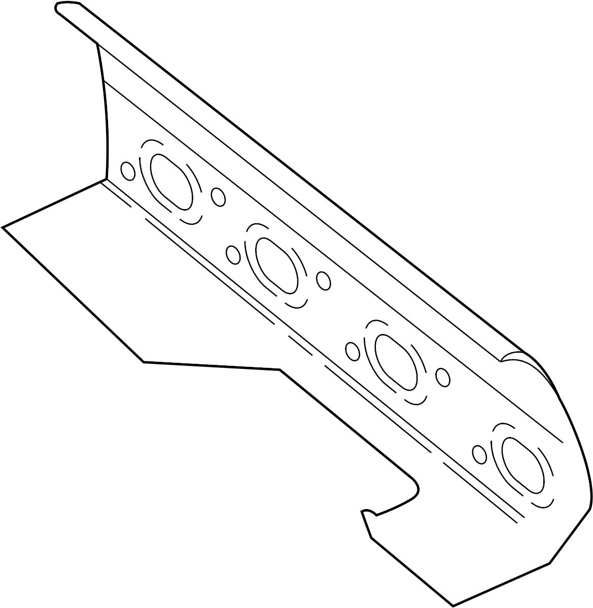 Jaguar Xk8 Exhaust Manifold Gasket Right System