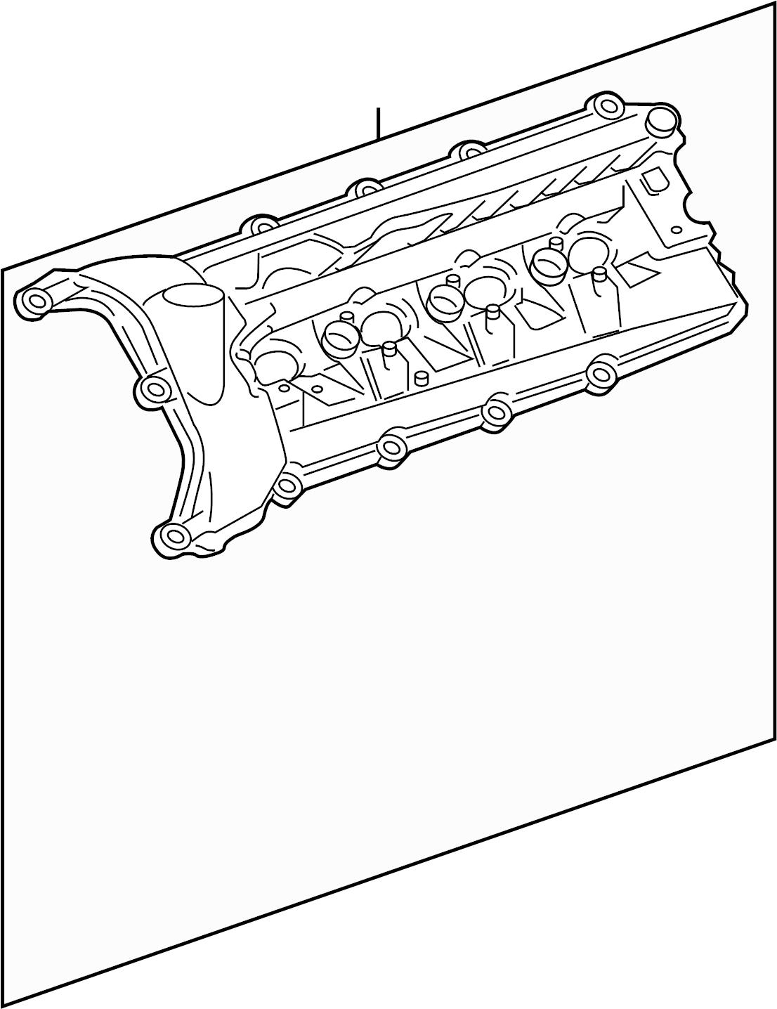 Jaguar 2 Liter Sel Engine
