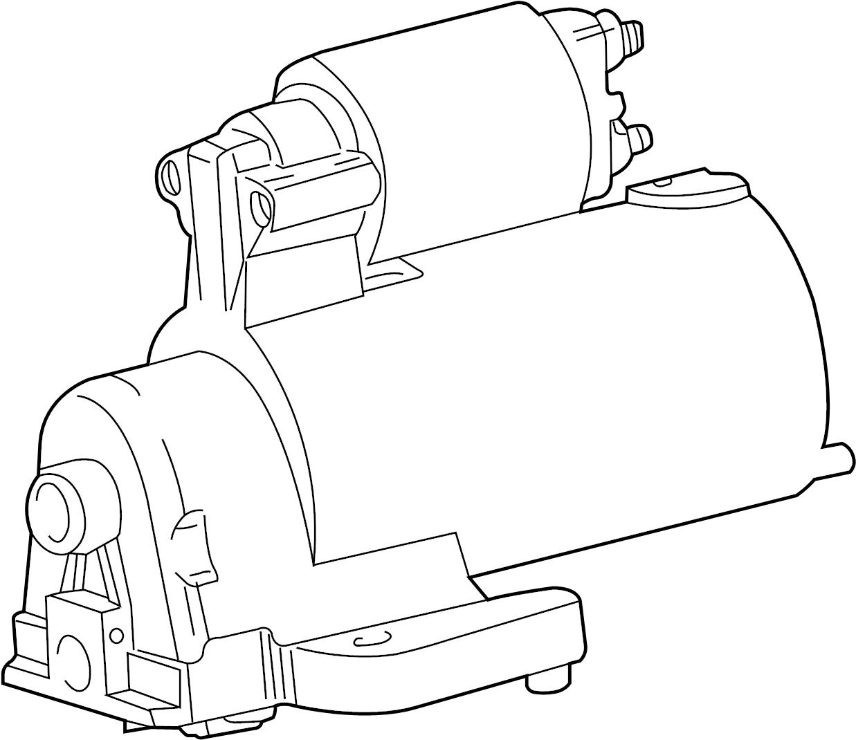 Jaguar X Type Motor