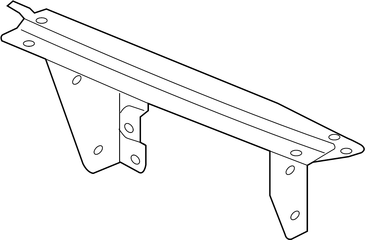 Jaguar Xf Bracket