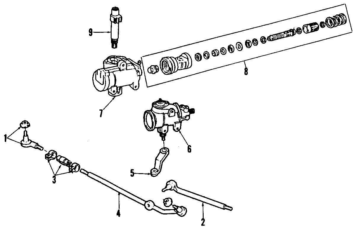 Ford F 150 Power Steering Pressure Hose Liter Pick
