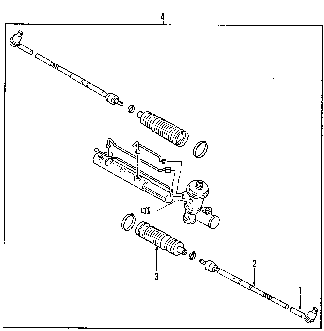 Ford Escape End