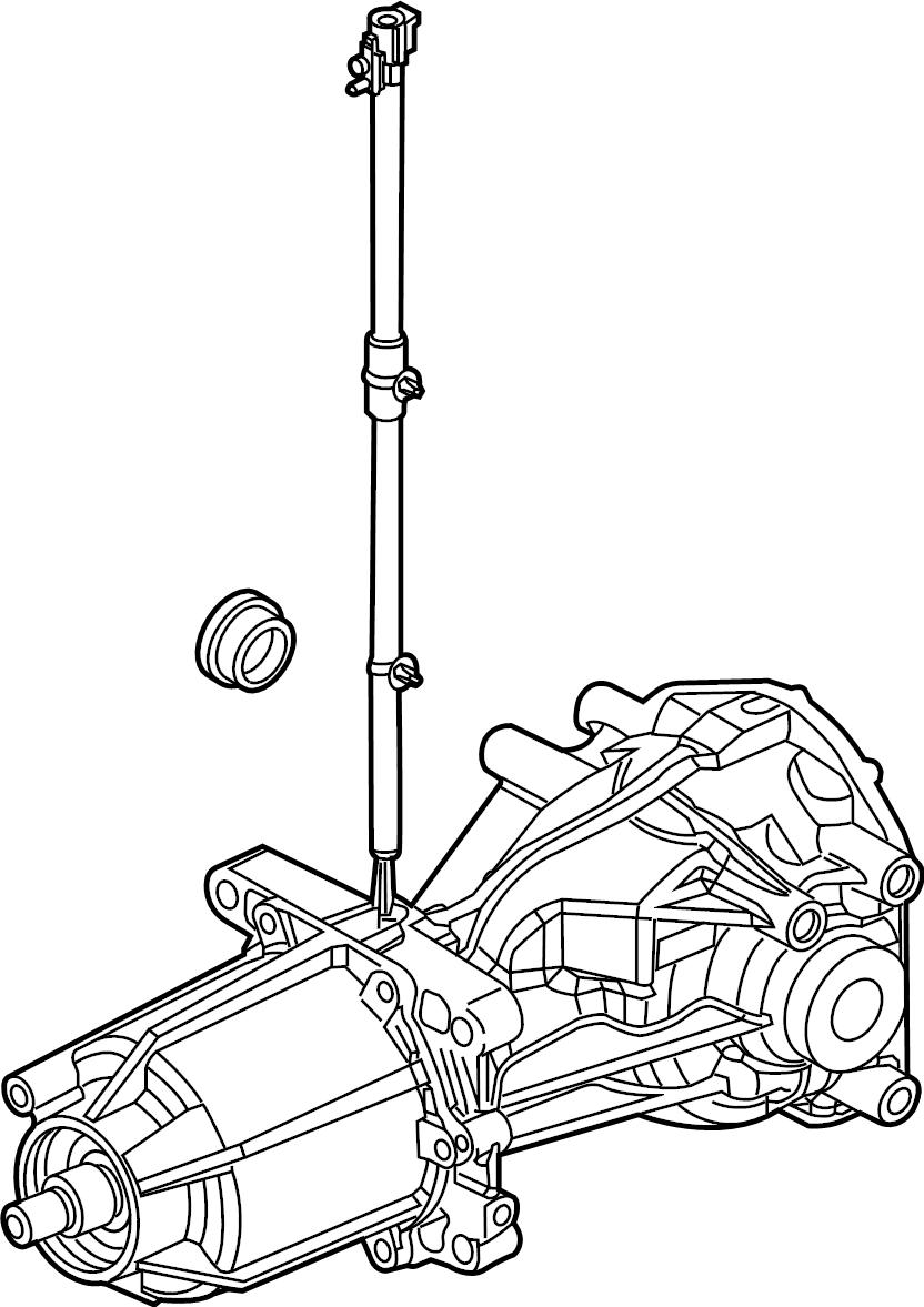 Ford Explorer Rear Suspension Parts Diagrams