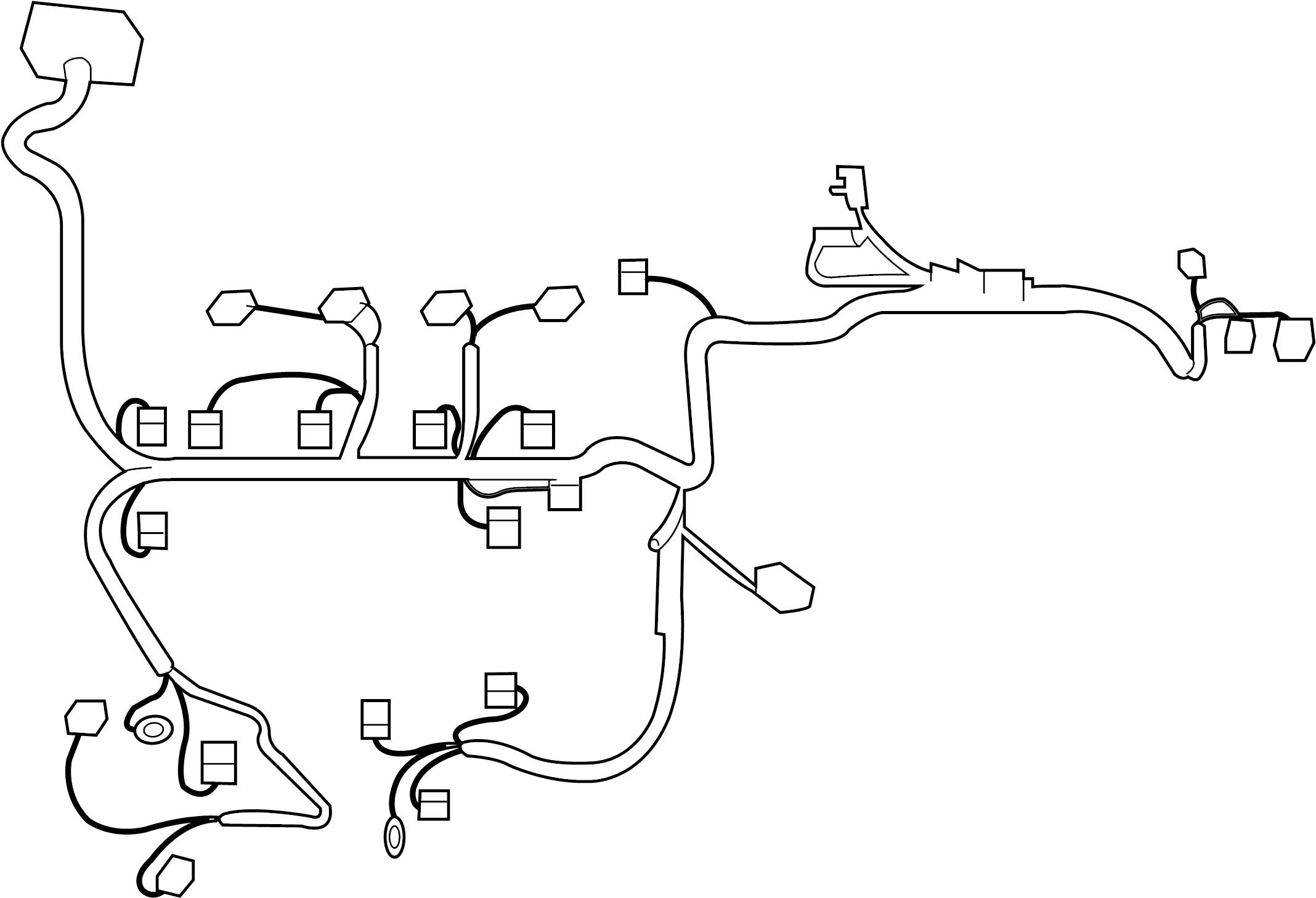 Chevelle Engine Wiring