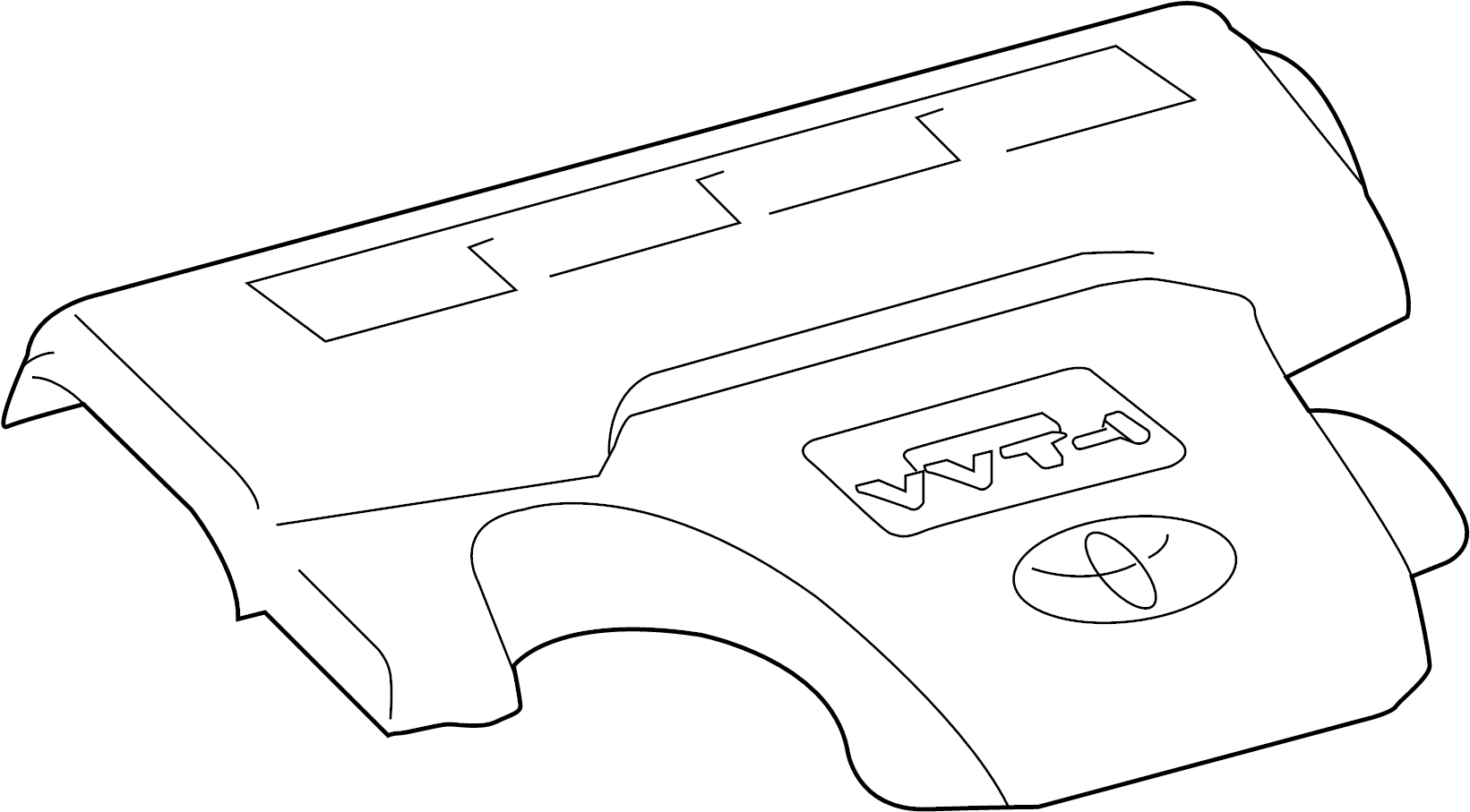 Toyota Camry Engine Cover