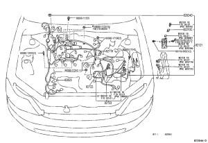 8221907010  TOYOTA Wire, sensor; wire, thermo sensor (l) | Toyota Parts Overstock