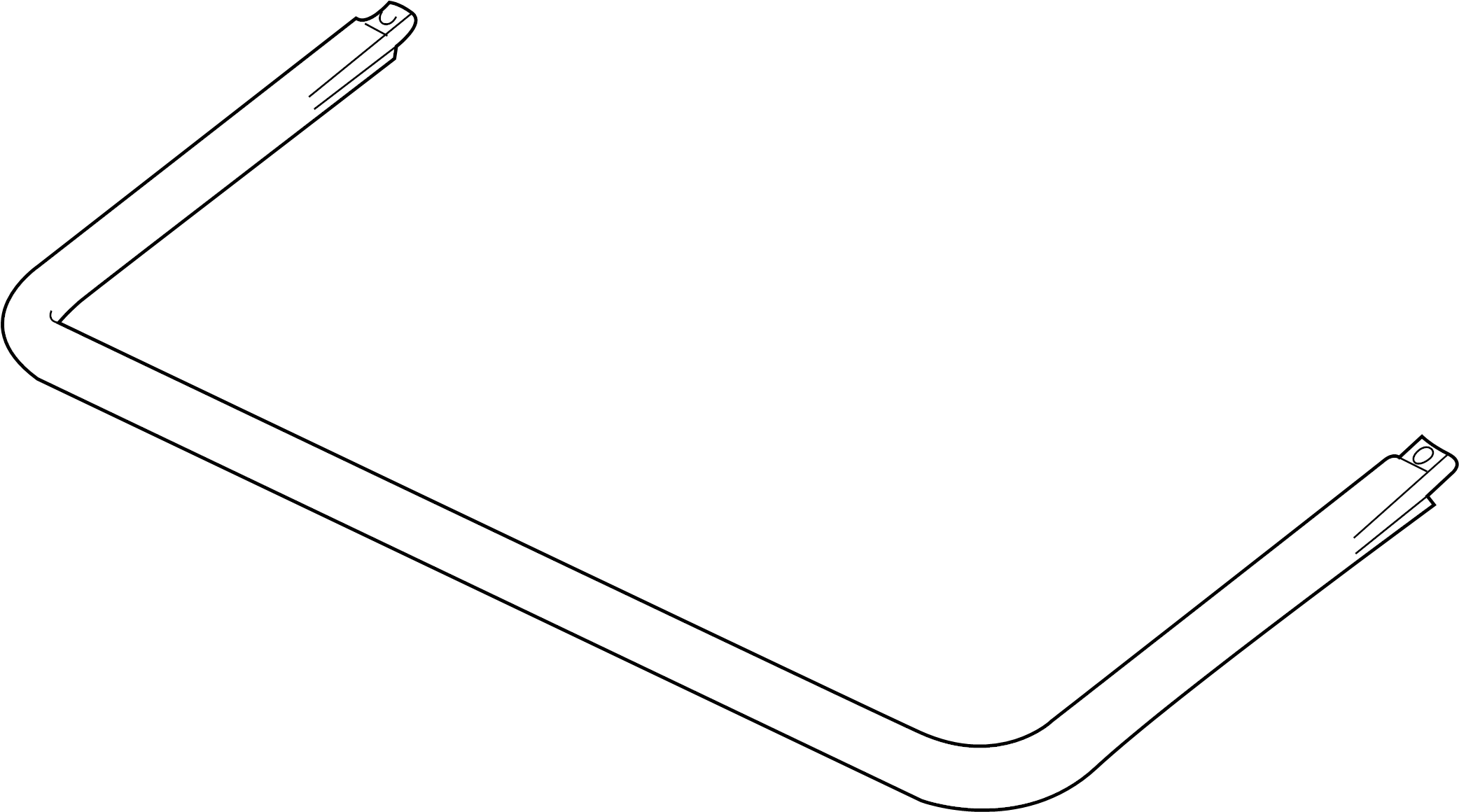 Land Rover Discovery Suspension Stabilizer Bar