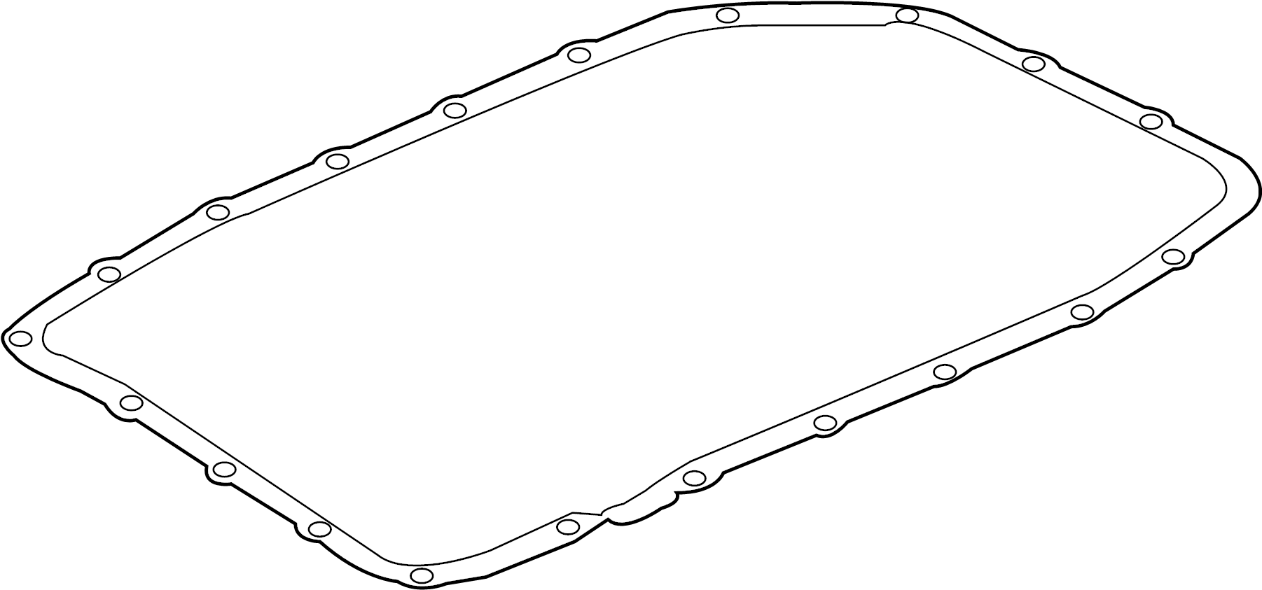Land Rover Range Rover Automatic Transmission Oil Pan