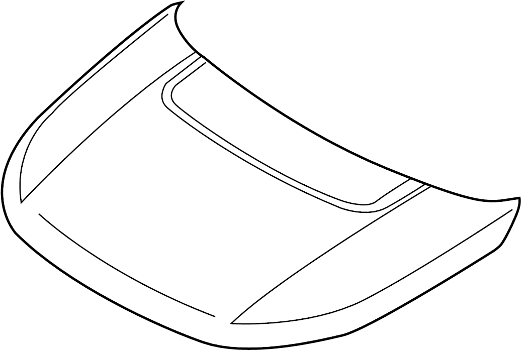 Land Rover Discovery Sport Hood Panel