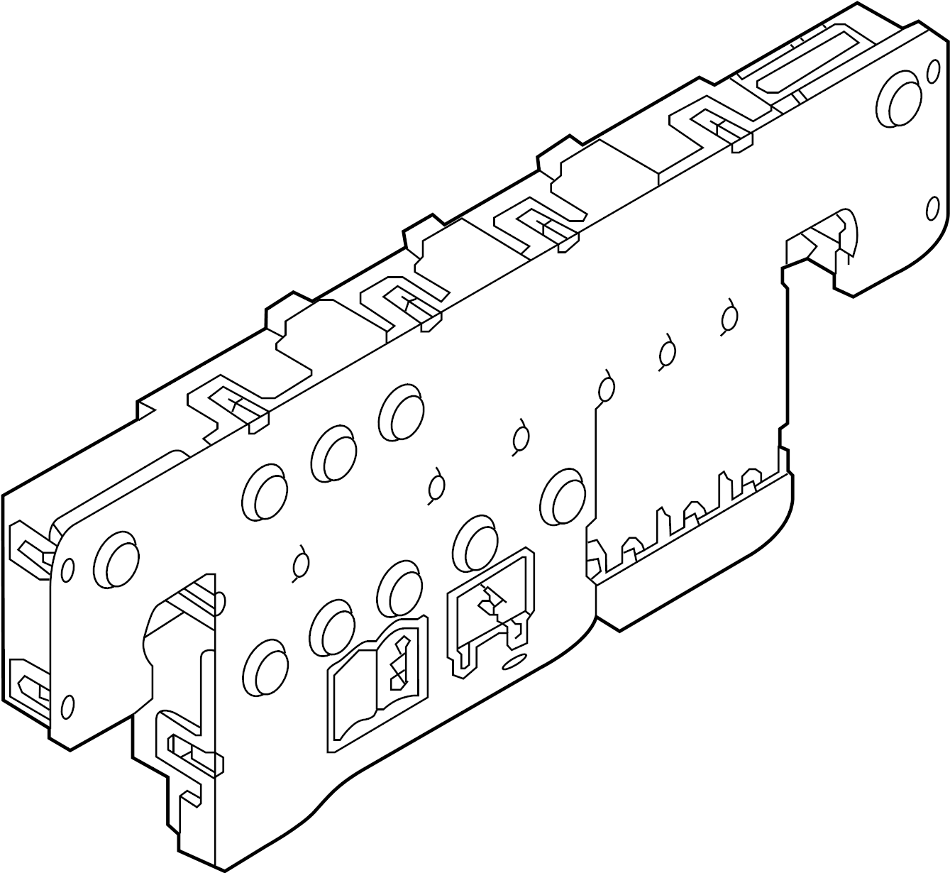 88 560sl 560 Fuse Box Location