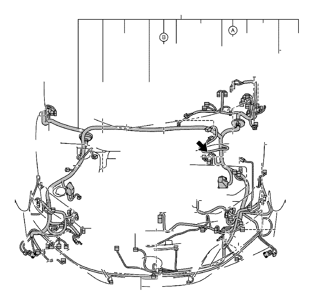 Toyota Venza Connector Wiring Harness