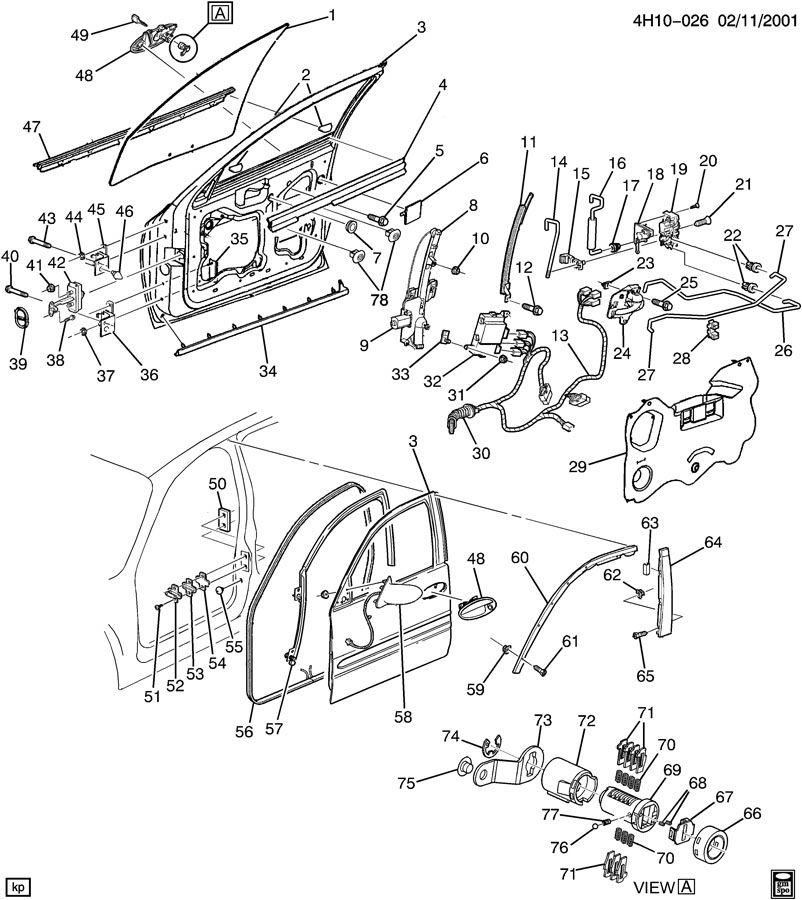 2001 mercury villager serpentine belt diagram
