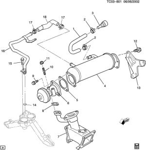 Duramax Fuel System Diagram