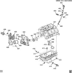 2000 Chevy Impala 3800 Series V6 Engine Diagramhtml | Autos Post