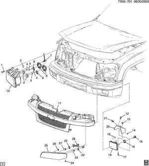 Wiring Diagram For 2007 Gmc Canyon, Wiring, Free Engine