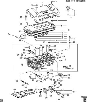 2006 Pontiac Vibe Fuse Box Diagram  Best Place to Find
