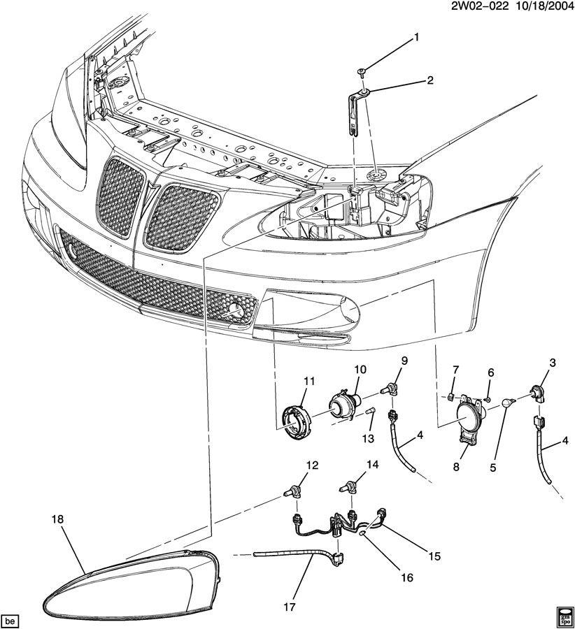 pontiac g8 wiring schematic pontiac parts wiring diagram