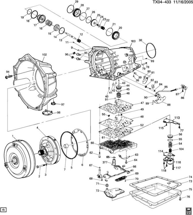 2007 gmc transmission diagram  wiring diagram circuit