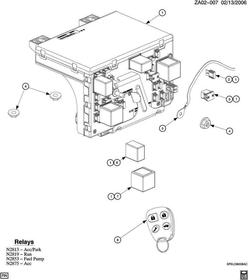 2000 saturn sl2 fuse panel diagram