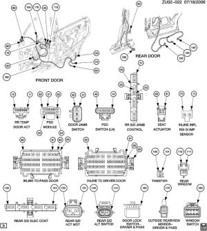 Gmc Acadia Wiring Schematic  Wiring Data