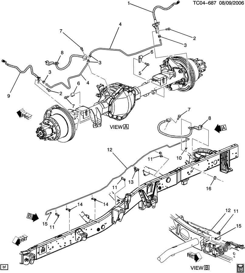 Gem 2000 Mustang Wiring Diagram