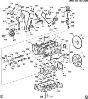 2000 pontiac 2 4l engine diagram  Wiring images