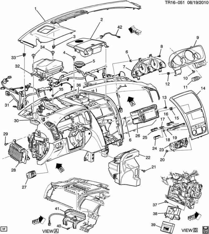 2014 gmc acadia wiring diagram  how to read auto wiring