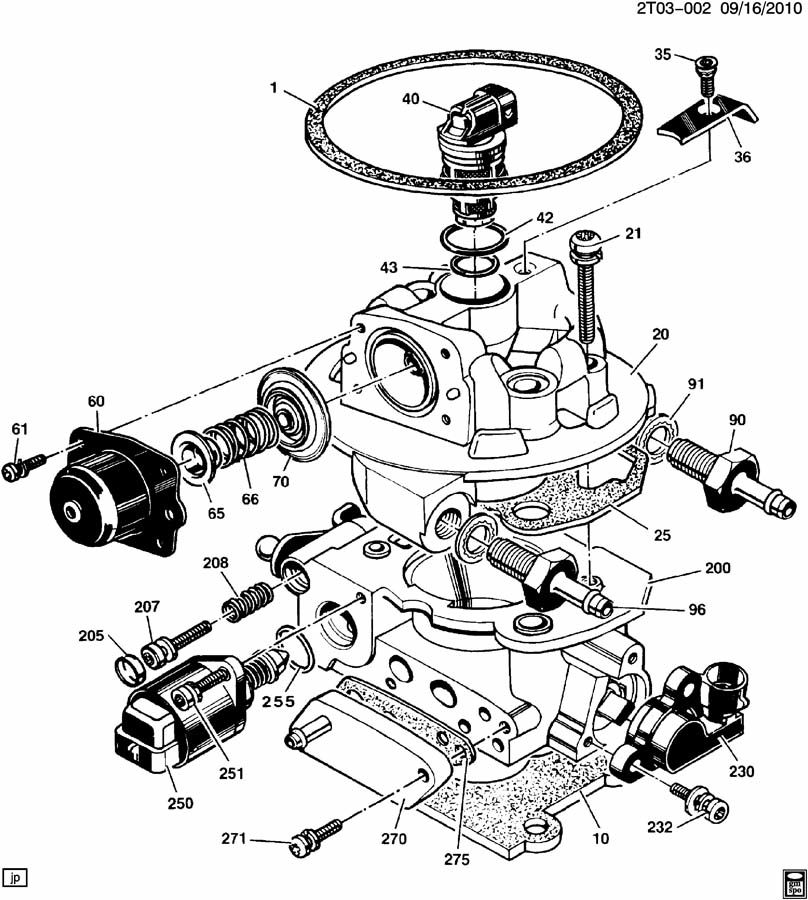Browse Tbi Parts Diagram Wiring Diagram