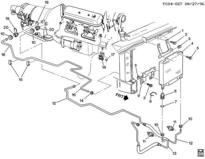 gmc yukon 1999 body diagram  description wiring diagrams