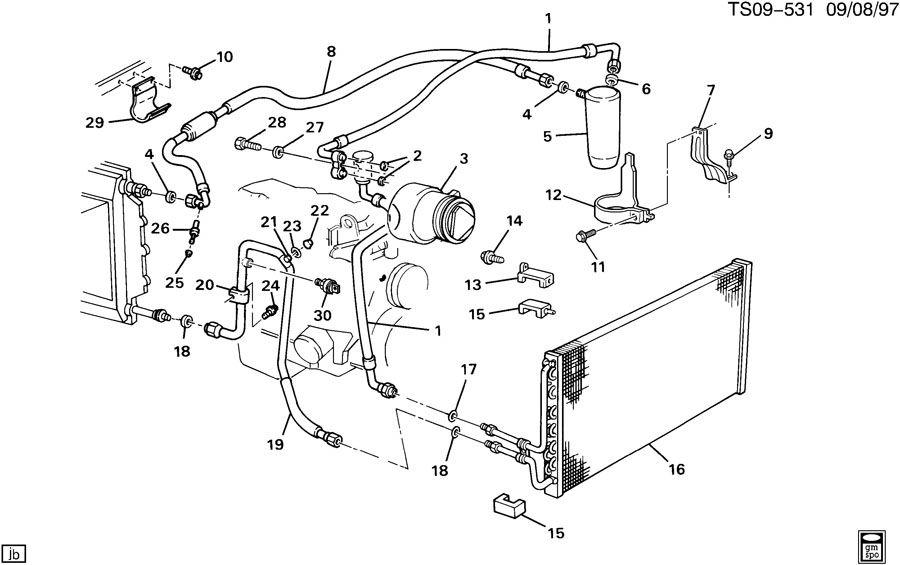 1995 Chevy Astro Van Engine Wiring Diagram
