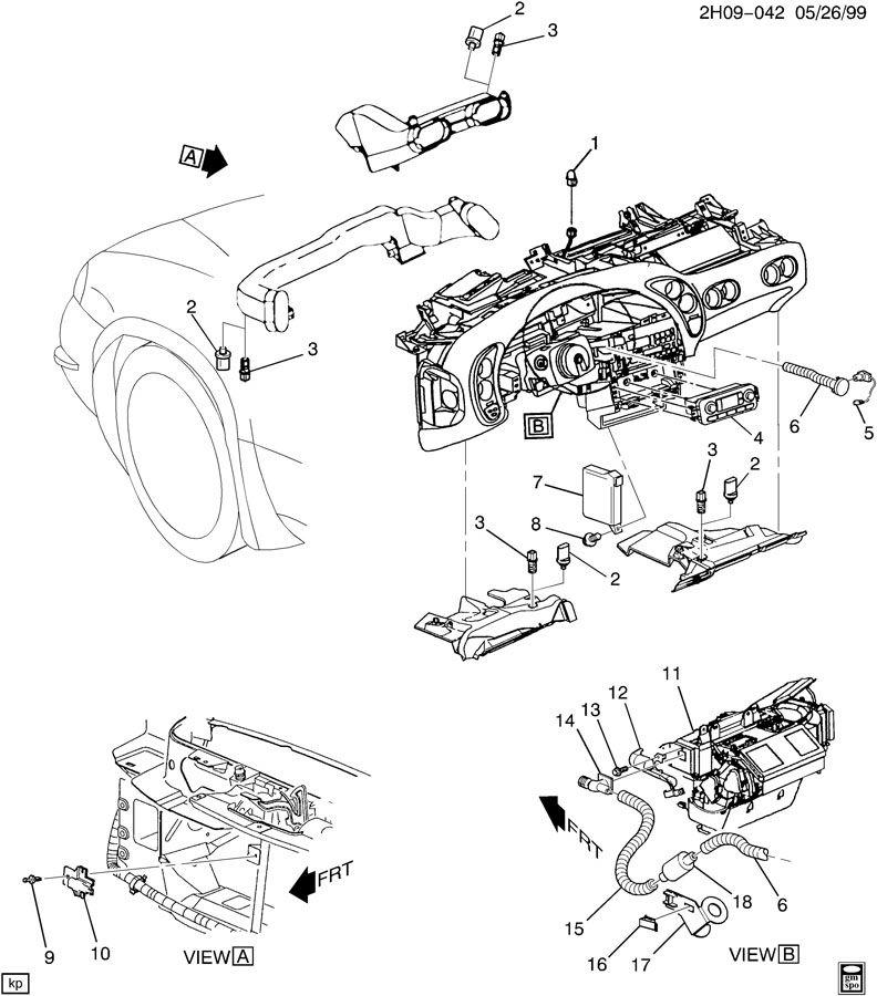 2003 Buick Lesabre Radio Wiring Diagram
