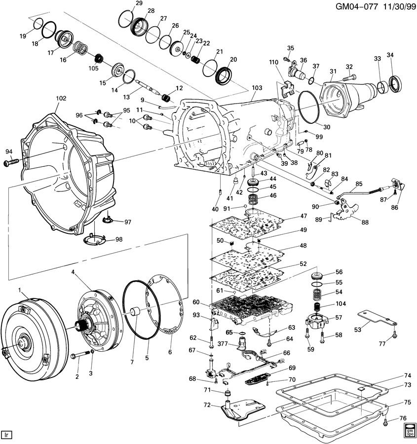 Diagram 5 3 Chevy Engine Internal File Tn71381