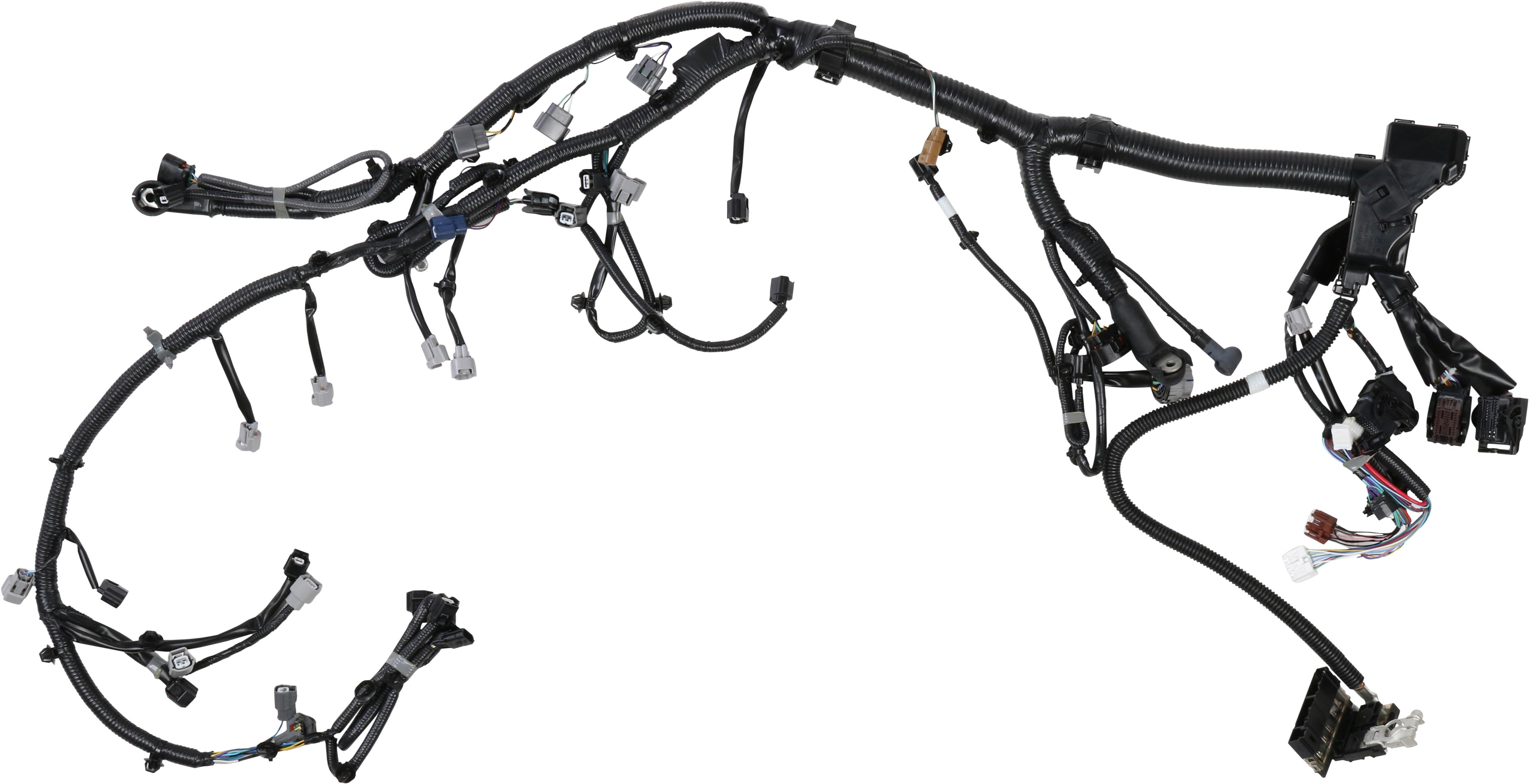 Nissan Altima Engine Wiring Harness