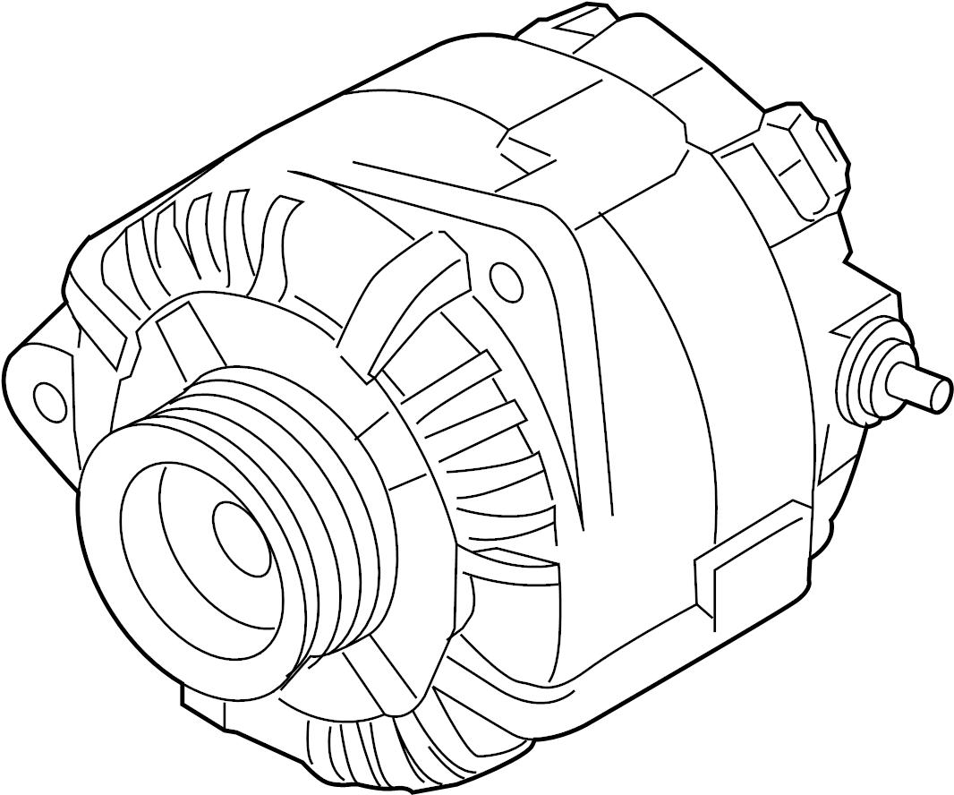 Nissan Maxima Alternator System Electrical