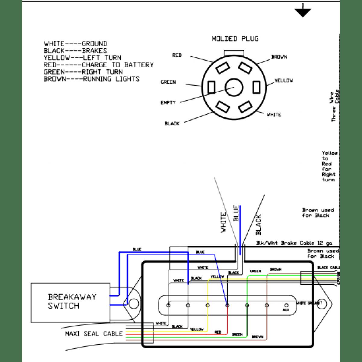 5 Way Wiring Harnes